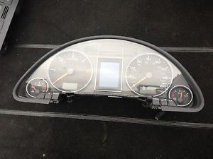 2004-2008 AUDI SPEEDO CLOCK DISPLAY UNIT 29092015