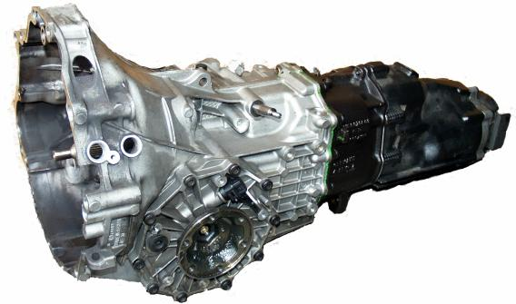 1999-ONWARDS AUDI GEARBOX - MANUAL - VAG Spares