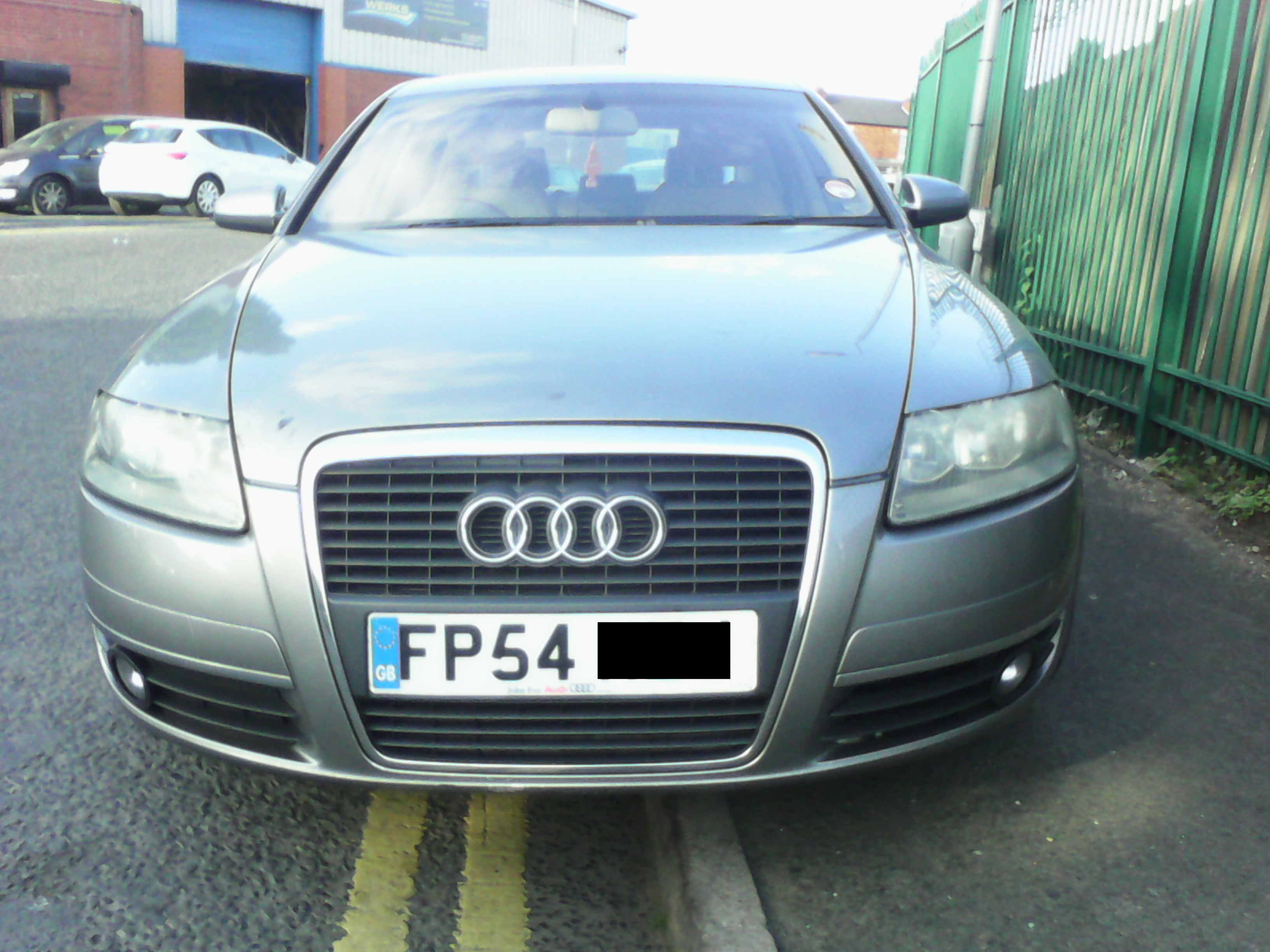 2004 audi a6 2 0 se tdi breaking for parts engine code blb vag spares. Black Bedroom Furniture Sets. Home Design Ideas