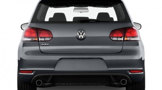 VW GOLF REAR BUMPER 30092015