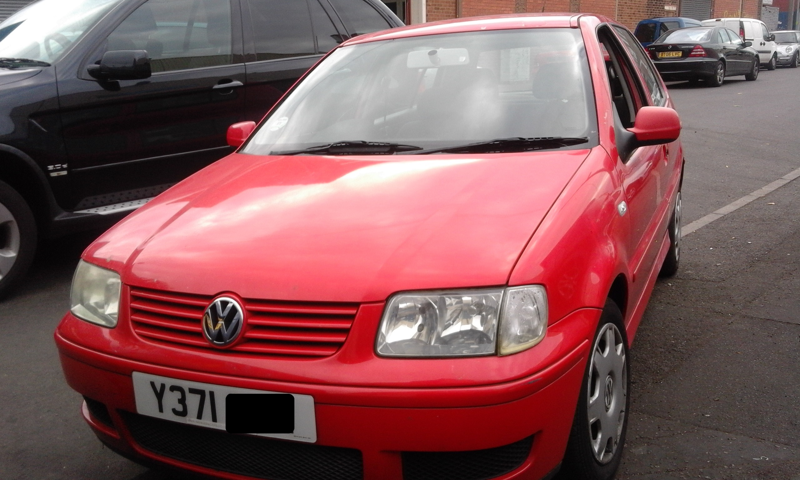 2001 vw polo 1 4 petrol breaking for parts engine code aua vag spares. Black Bedroom Furniture Sets. Home Design Ideas