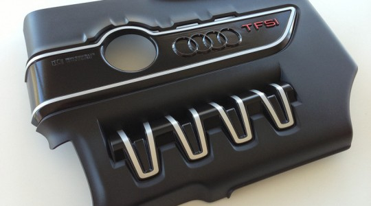 AUDI ENGINE COVER 01102015